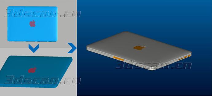 平板电脑外壳三维数据