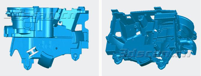 汽车塑胶件三维检测 汽车配件三维检测
