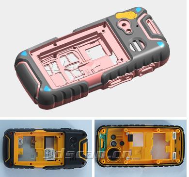 手机三维检测案例