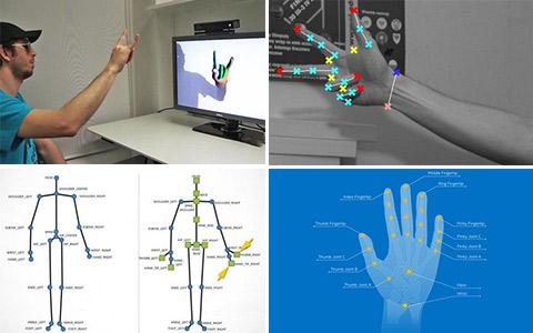 汽车3d手势识别技术带给用户全新体验