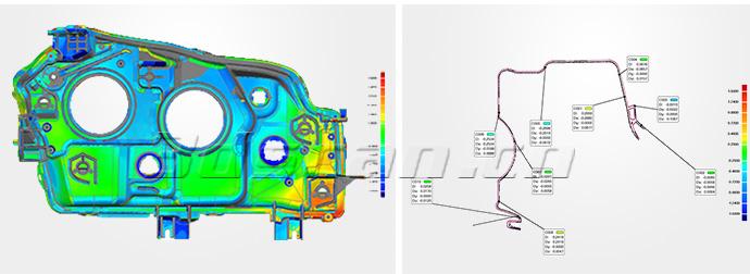 影响汽车前照灯检测因素与分析论文
