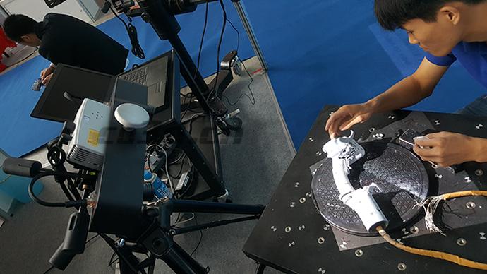 配件构造质量直接影响到制造飞机的效率,因此对飞机配件刹车手